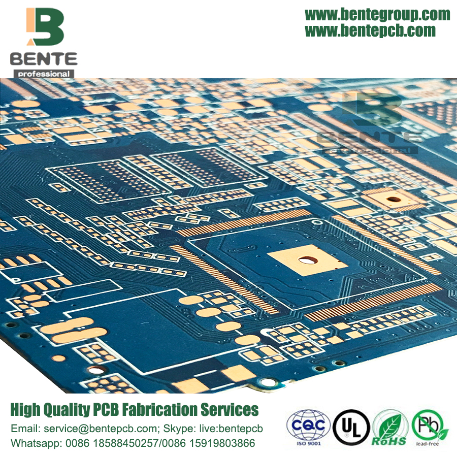 China Osp 4 Layers Pcb Fr4 Tg150 Multilayer Bga Manufacturers Manufacturer Ul Rohs Ourpcb