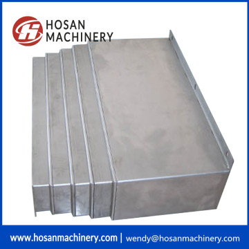 High Quality for China Accordion Guide Shield,Machine Guide Shield,Accordion Type Guide Shield Supplier steel plate machine tools guide shield supply to Congo, The Democratic Republic Of The Exporter