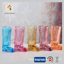 Manufacturer for for Shot Glasses unbreakable high quality 20ml shot drinking glass cups export to Italy Manufacturers