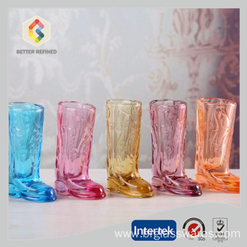 Leading for China Shot Glasses, Personalized Shot Glasses, Unique Shot Glasses, Engraved Shot Glasses Manufacturer and Supplier unbreakable high quality 20ml shot drinking glass cups supply to Guatemala Manufacturers