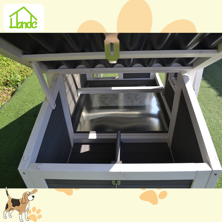 Easy to assemble high quality wooden hen house