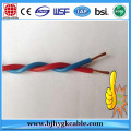 Cable and Wire For Building with 1.5 mm2 green/yellow earth single core