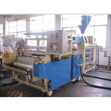 PE Single Layer Stretch Film Making Machine