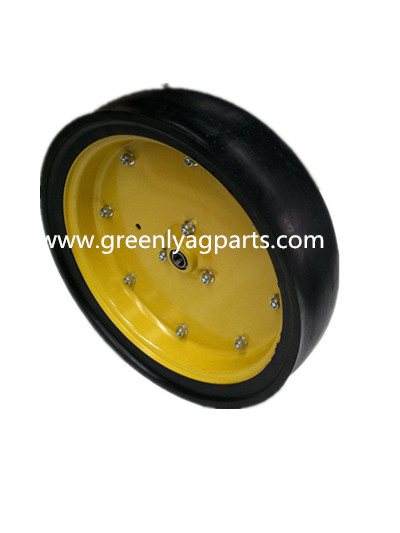 John Deere planter gauge wheel assembly AN211864