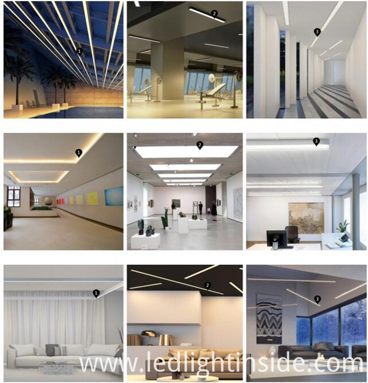 35W LED Linear Light