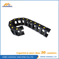 Nylon Plastic Electric Cable Drag Chain CNC Machine