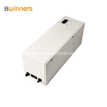 48 Port Wall Mount Fiber Optic Multi-operator Distribution Hub Plastic Termiantion Box