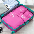 Custom travel bag travel clothing collection bag