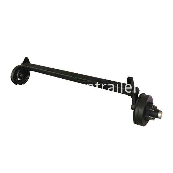 Kmta1001 Torsion Axle With Brake