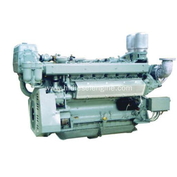 High Quality Original Deutz TBD234 V6/V8/V12 Diesel Engine
