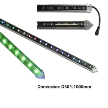 360degree Viewing 3D Led Tube