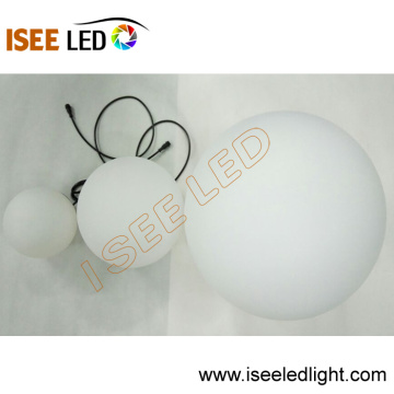 150MM Outdoor Addressable Sphere Light Fixture
