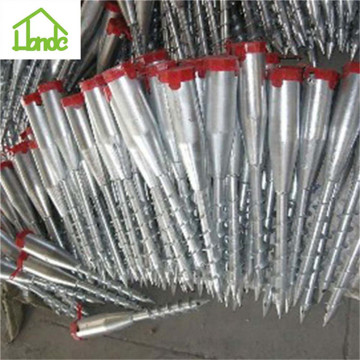 Galvanized Steel Umbrella Anchor for Flag Pole