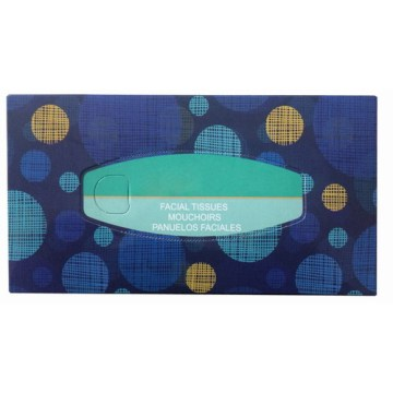 HIgh Quality Virgin Pulp Facial Box Tissue