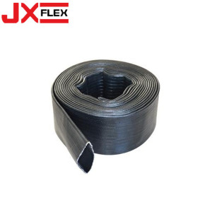 No-smelling Agricultural PVC Layflat Water Pump Hose