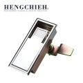 Zinc Alloy Matt Chrome-coated Cabinet Plane Lock