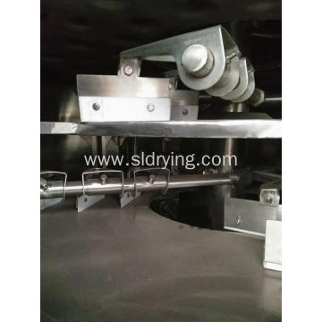 China Gold Supplier for Plate Dryer Disc Continuous Mycelium Dryer Equipment export to Denmark Supplier