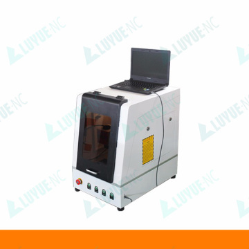 Perfect Mini Fiber Laser Marking Machine Color