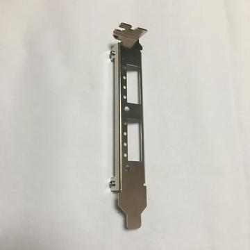 Customize stamping metal low profile pci bracket