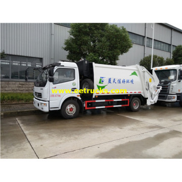 120HP 5cbm Waste Transport Trucks
