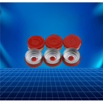 aluminium cap for oral liquids
