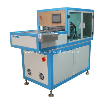 High Quality for Best Hole Punching Machine,Hole Punching Tool,IC Cards Punching Machine Machine for Sale Full Auto Smart Card Hole Punching Machine supply to Tonga Wholesale