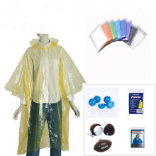 Hot Selling Promotional Rain Poncho