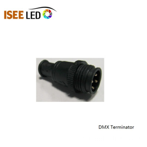 DMX Terminator 4pin Waterproof for 3D Tubes