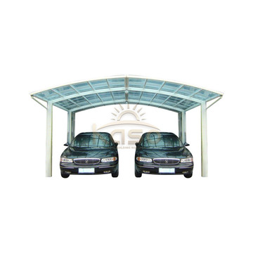 Shade Carport  Car GarageWith Solid Polycarbonate Sheet