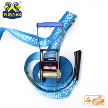 High Quality for Long Slackline Webbing Outdoor Water Line Slackline Walking export to Mauritania Importers