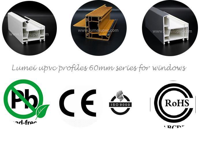 casement upvc profiles