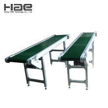 High Stability Rubber Motor Belt Conveyor