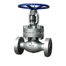 Personlized Products for Flanged Globe Valve High Pressure Bolt Bonnet Globe Valve supply to Aruba Suppliers