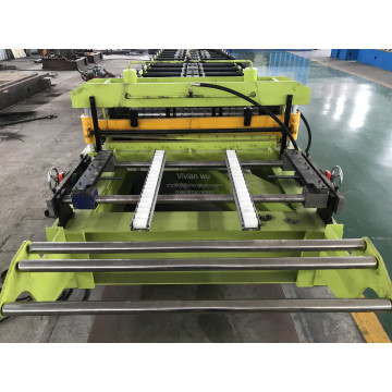 Superb metal floor deck roll forming machine