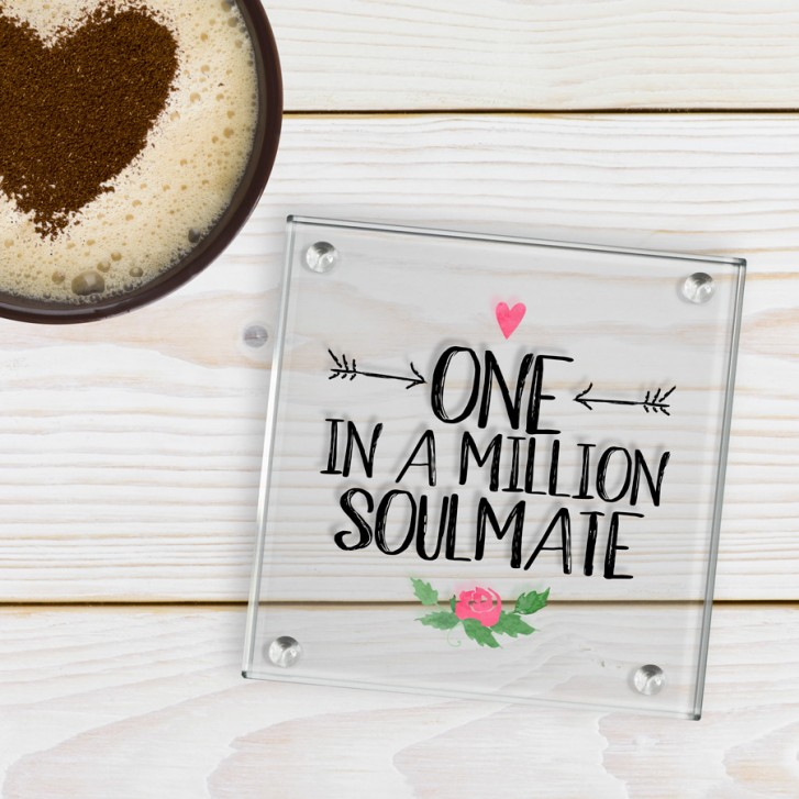 one-in-a-million-personalised-square-glass-coaster