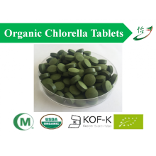 Food Grade Organic Chlorella Tablets