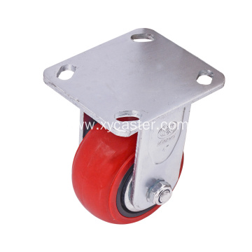 Non Swivel 4 Inch Caster Wheels