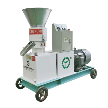 Pig Rabbit Cow Feed Pellet Machine