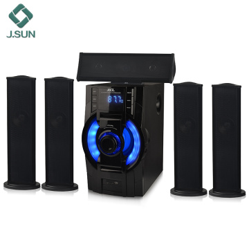 8 ohm home theater 5.1 speaker layout reviews
