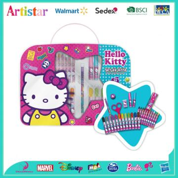 HELLO KITTY carry art set