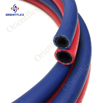 welding small oxygen supply hoses 20bar
