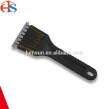 PP Handle Copper Head BBQ Grill Cleaning Brush