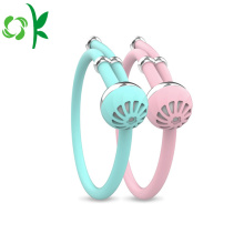 New Fashion Design for Bug Repellent Bracelet Newest Mosquito Silicone Bracelet Outdoor Repellent Bands supply to Russian Federation Manufacturers