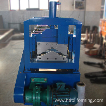Factory selling metal sheet tile ridge forming machine