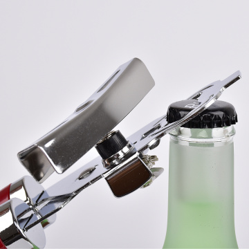 Plastic Handle Manual Can Opener