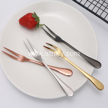 Stainless Steel Hotel Restaurant Fruit Fork