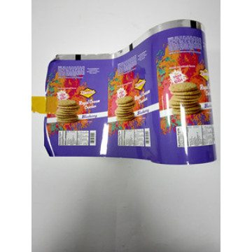 12 Colors Biscuits Plastic Roll Film