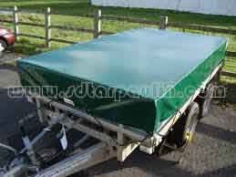 High Strength Trailer Tarp