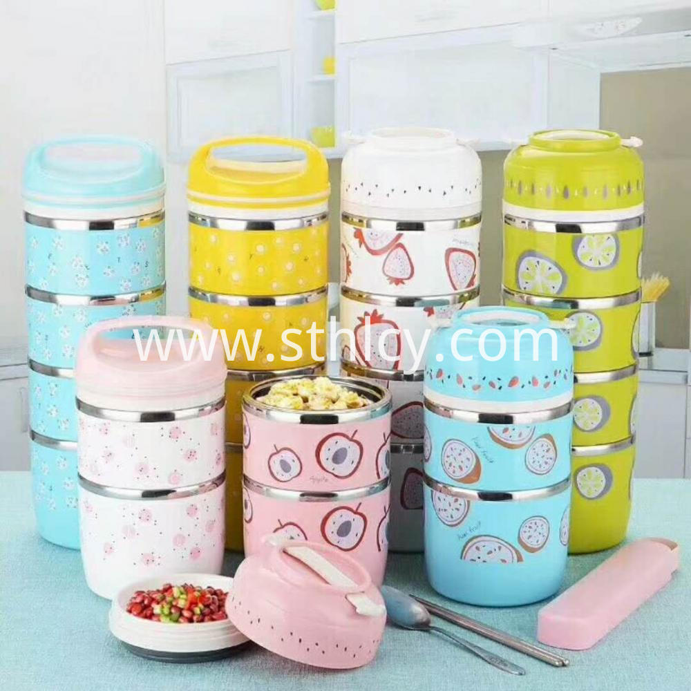 Food Storage Containers Multiple Compartments