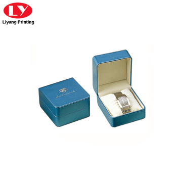 plastic packaginng watches box with custom desgin